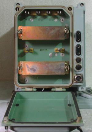 Р-323М собран по схеме