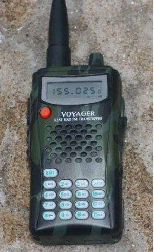 Радиостанция VOYAGER TH-K2AT